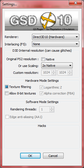 pcsx2 extra rendering threads